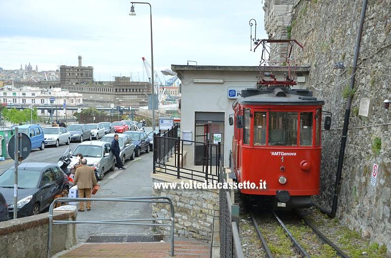 Ferrovia principe granarolo la stazione cittadina di - Genova porta principe ...
