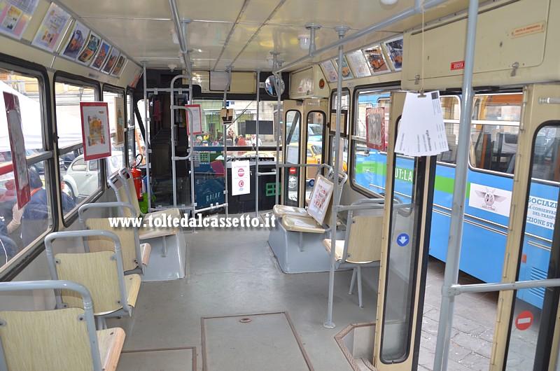 Autobus Fiat 418 Ac Breda Pistoiesi Interno E Posti A Sedere