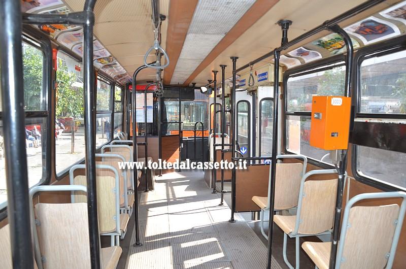 Autobus Fiat 418 Portesi Interno E Posti A Sedere
