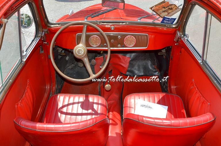 Abitacolo Di Fiat 500 C Topolino