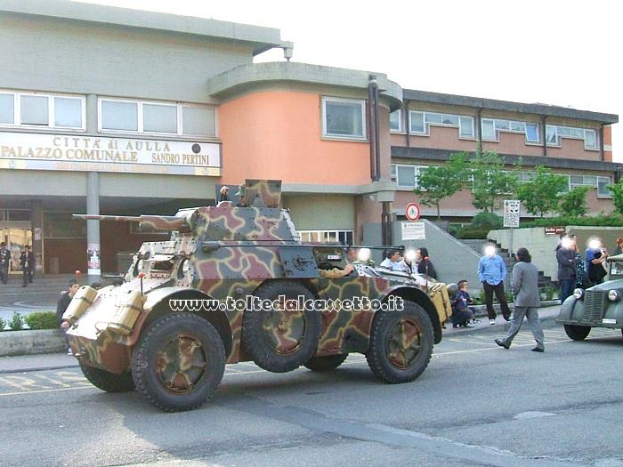Autoblinda Fiat Spa AB 41 43