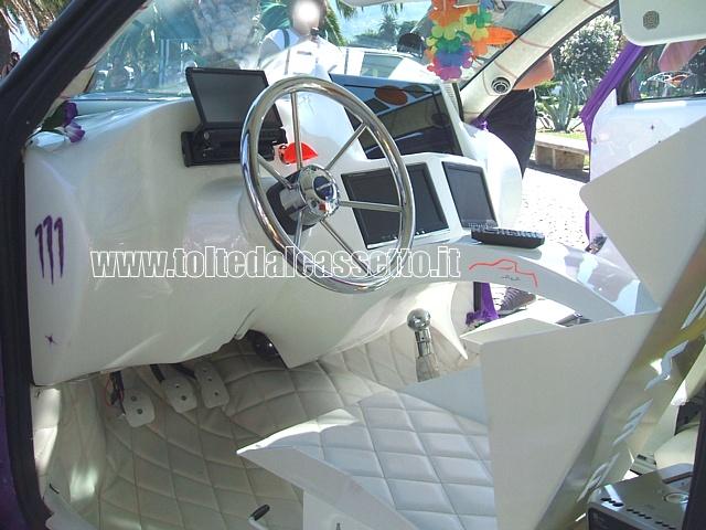 Tuning fiat punto carrozzeria concept posto guida e for Guida interni