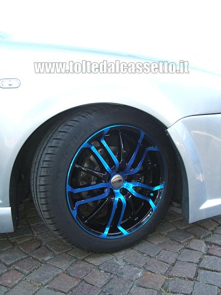 Tuning Cerchi In Lega Brock B26 E Gomme Michelin