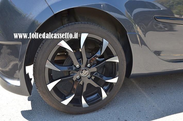 Tuning Cerchi In Lega Wolfrace Eurosport E Gomme Pirelli